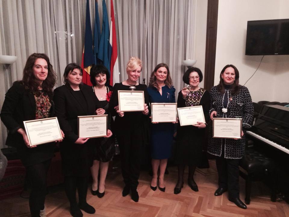 award ambassade